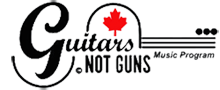 Guitars Not Guns Canada